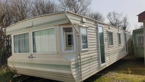 Willerby Salisbury 1998 35x12x2 Bed