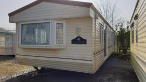 Willerby Lyndhurst 2003 37x12x2 bed