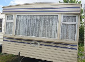 Willerby Gainsborough 35x12x2 bed
